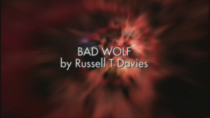 Bad Wolf Title Card