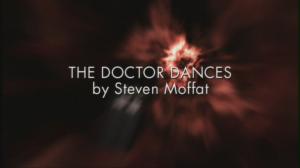 Doctor Dances Title Card