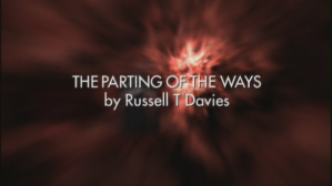 Parting of the Ways title card