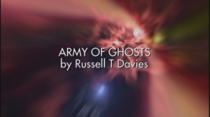 Army of Ghosts title card