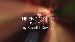 End of Time Title Card