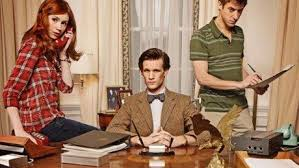 The Eleventh Doctor, US President